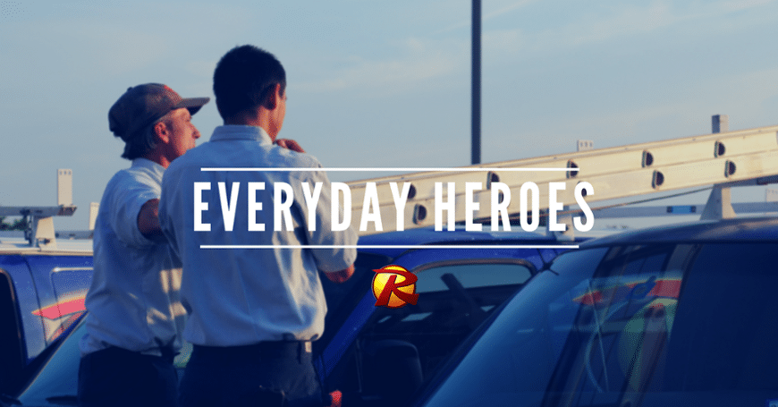 Our Everyday Heroes Don't Wear Capes
