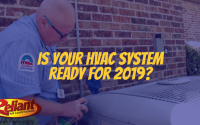 Is Your HVAC System Ready for 2019?