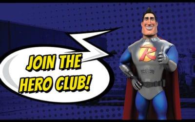 Why the Hero Club?