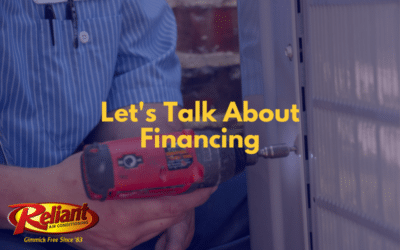 Let's Talk About Financing